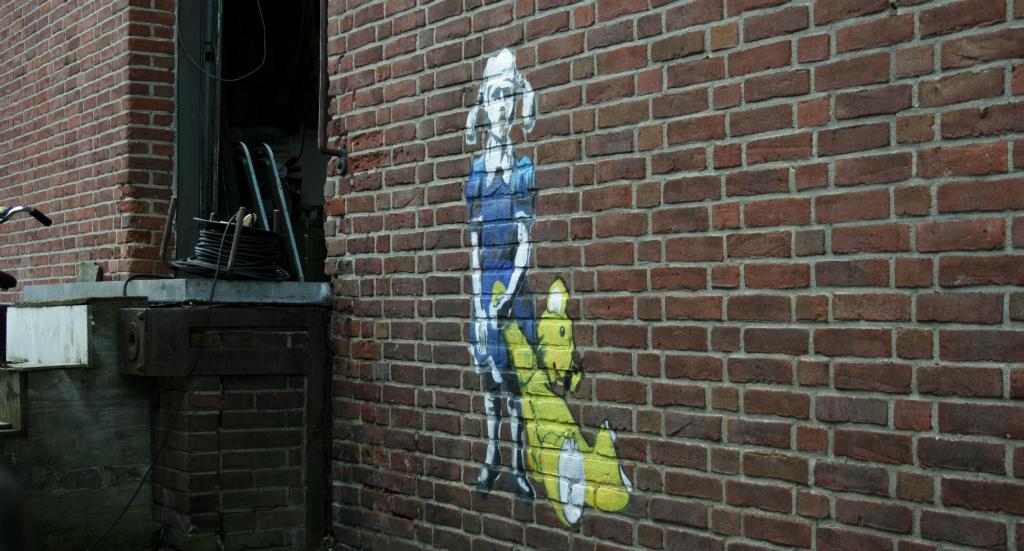 Visit Amersfoort: De Nieuwe Stad, street art | Your Duch Guide