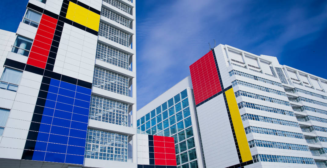 De Stijl: spot Dutch design on Dutch streets (photy by Maurice Haak & Jenny Audring) | Your Dutch Guide
