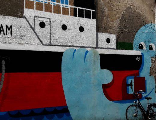 Street art tour in Rotterdam, The Netherlands | Your Dutch Guide