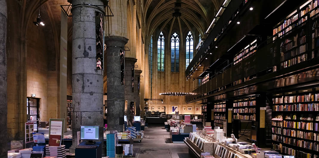 Amazing bookstores in The Netherlands | Your Dutch Guide