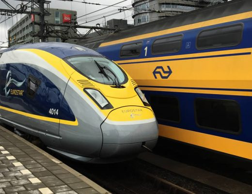 Eurostar London to Amsterdam | Your Dutch Guide
