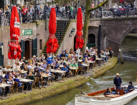 Discover Uutrecht by foot, bike and boat (photo by Ruben Drenth) | Your Dutch Guide