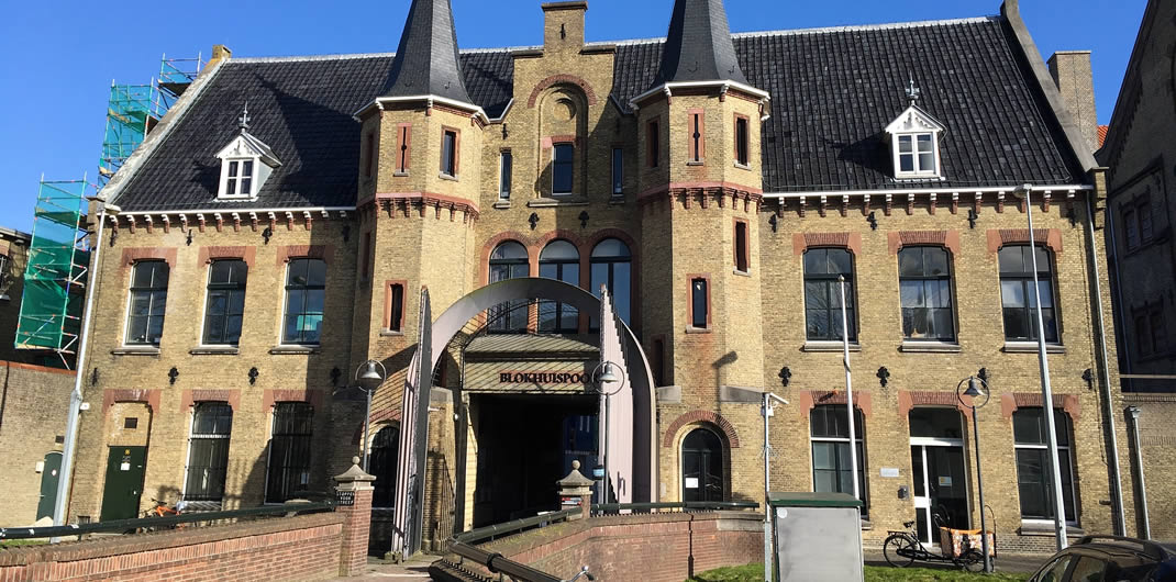 Highlight in Leeuwarden: Blokhuispoort | Your Dutch Guide