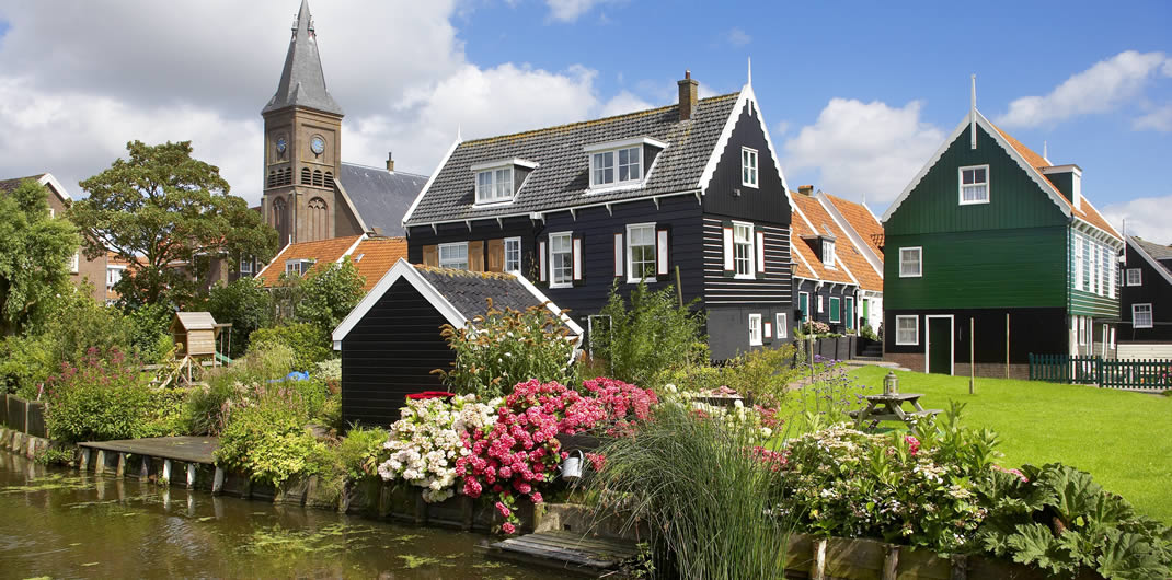 4 typically Dutch villages near Amsterdam you must visit | Your Dutch Guide