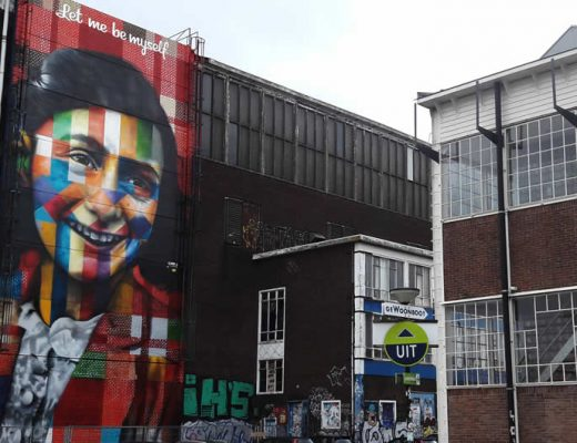 Contemporary art Amsterdam, street art Amsterdam | Your Dutch Guide