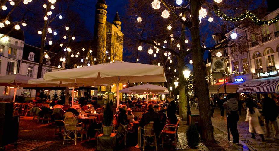 Winter in Maastricht, Winter in Maastricht | Mooistestedentrips.nl