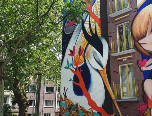 Amsterdam street art, the best street art in Amsterdam | Your Dutch Guide