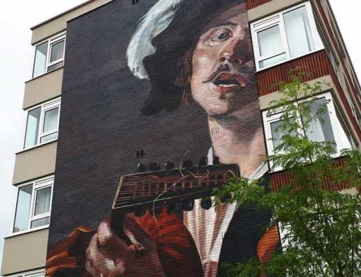 Street art in Utrecht, The Netherlands | Your Dutch Guide