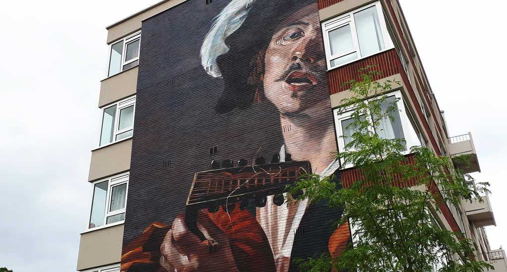 Street art in Utrecht, The Netherlands   Your Dutch Guide
