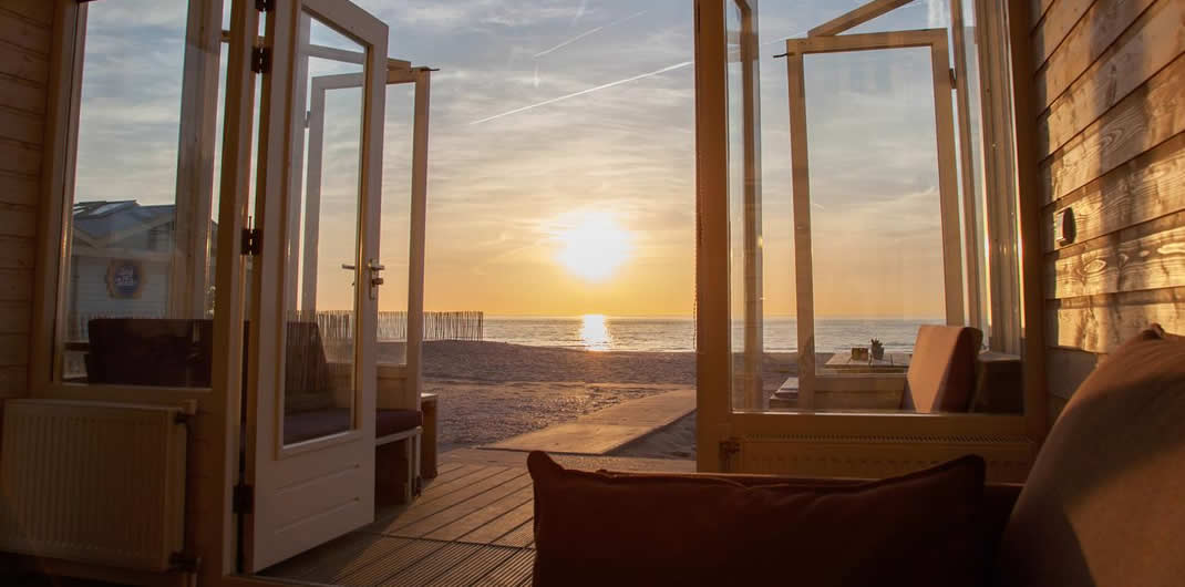 Beach houses in The Netherlands | Your Dutch Guide