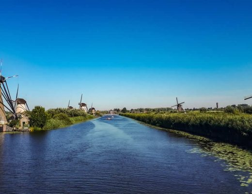Kinderdijk, The Netherlands | Discover the windmills of Kinderdijk