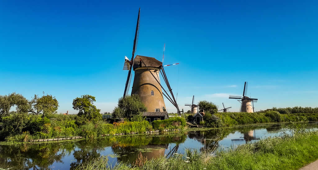 Kinderdijk, The Netherlands | Windmills of The Netherlands | Your Dutch Guide