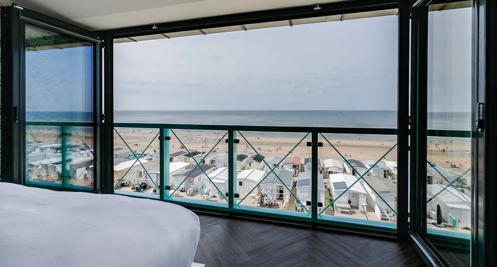 Beach houses in The Netherlands, Beachhouse hotel Zandvoort | Your Dutch Guide
