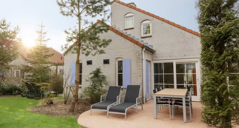 Beach house The Netherlands, Center Parcs Port Zelande | Your Dutch Guide