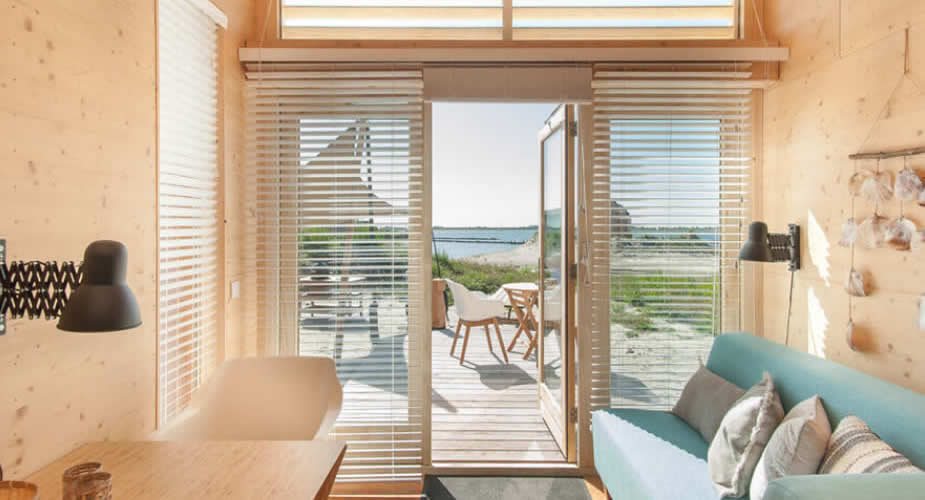 Beach house The Netherlands | Eco Resort Grevelingenmeer