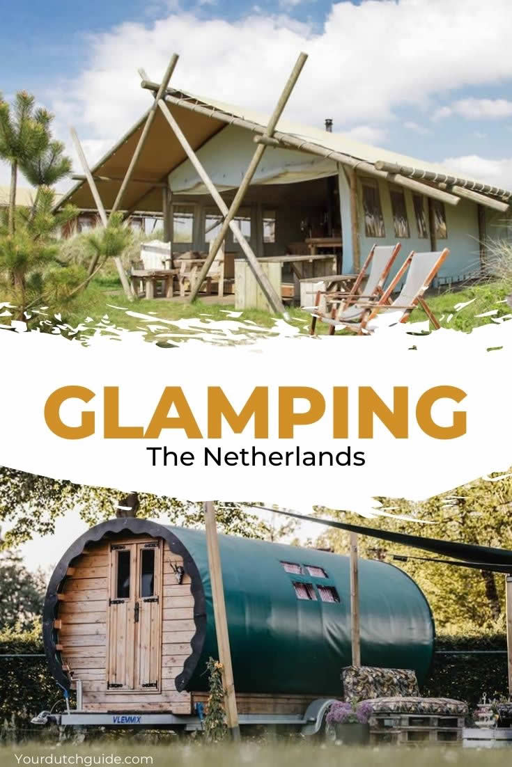 Glampin Holland | The best glamping in The Netherlands