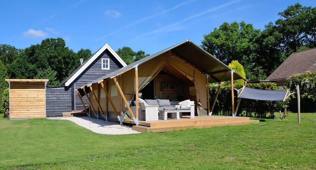 Glamping Holland, Safaritent Oostvoorne | Your Dutch Guide