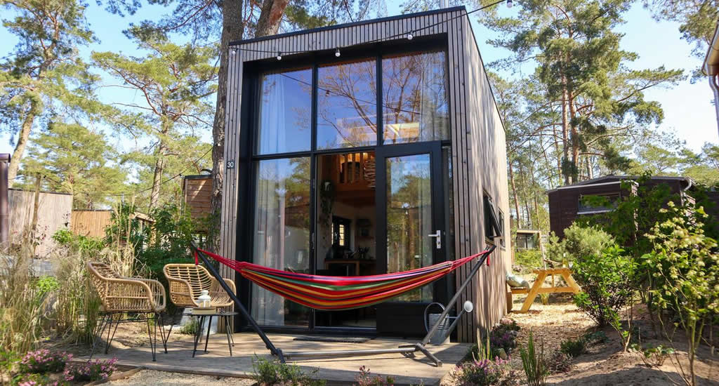 Tiny house of happiness, stay in a tiny house in Holland | Your Dutch Guide