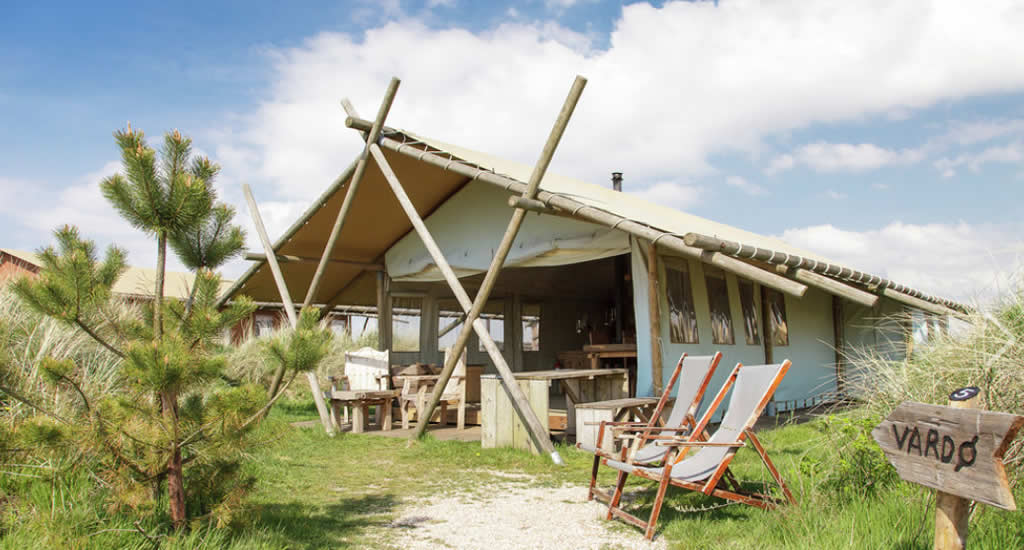 Duynpark het Zwanenwater, glamping Holland | Your Dutch Guide