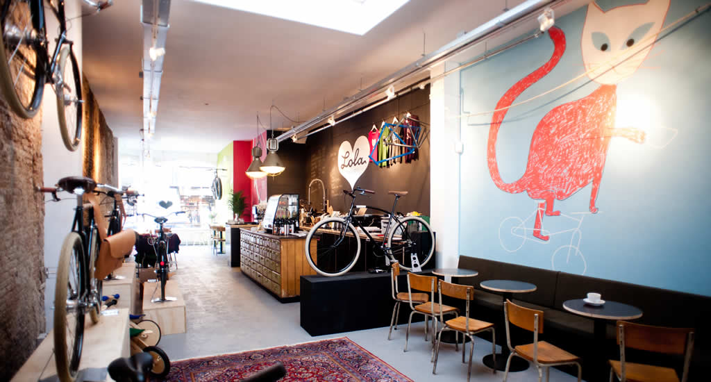 Lola Bikes & Coffee (photy by Arthur Wieffering) | Your Dutch Guide
