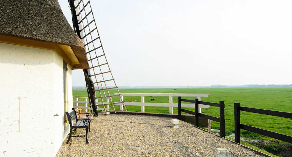 The Netherlands, Airbnb in a windmill | Your Dutch Guide