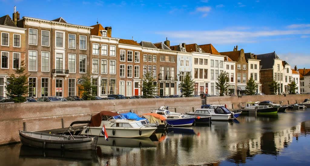 Old harbour Middelburg | Your Dutch Guide
