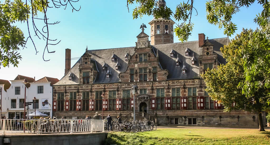 Top things to see in Middelburg, The Netherlands: Kloveniersdoelen | Your Dutch Guide