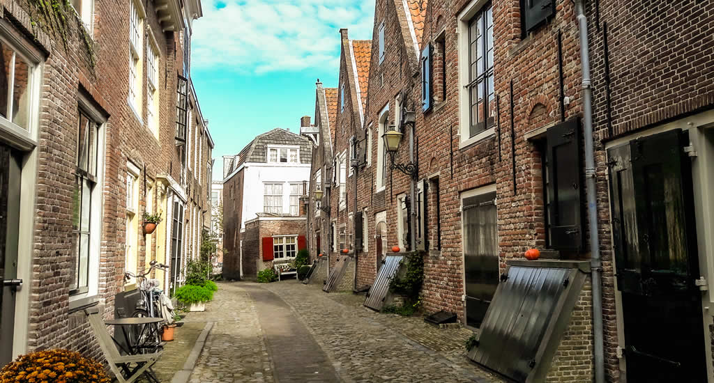 Kuiperspoort, Middelburg | Your Dutch Guide