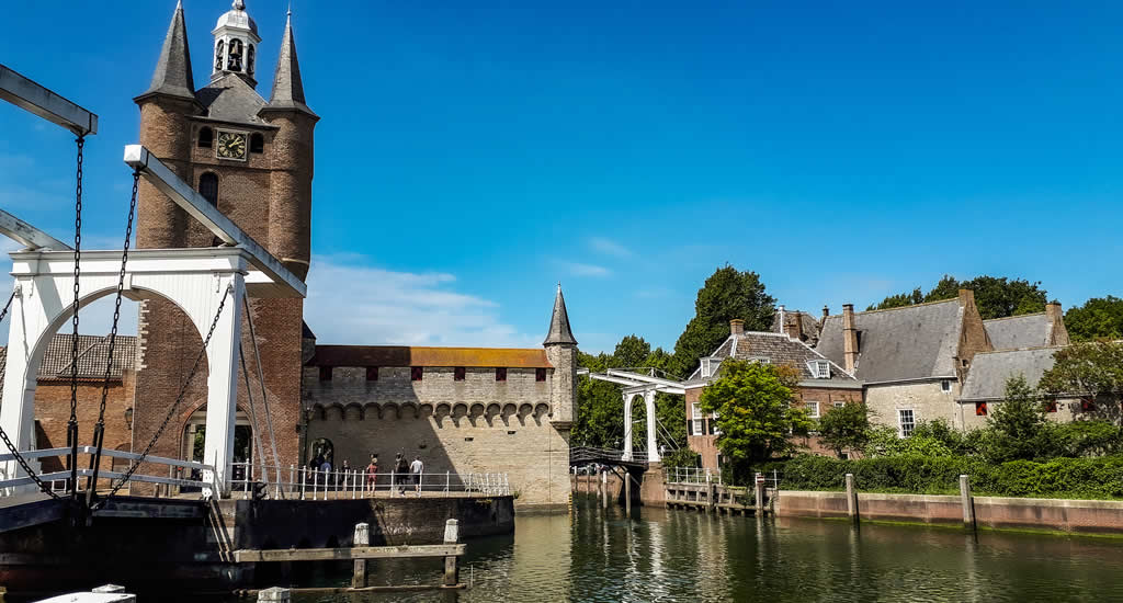 Zierikzee, city gates   Your Dutch Guide