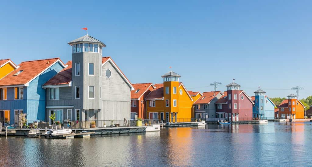 Reitdiep Groningen | Your Dutch Guide