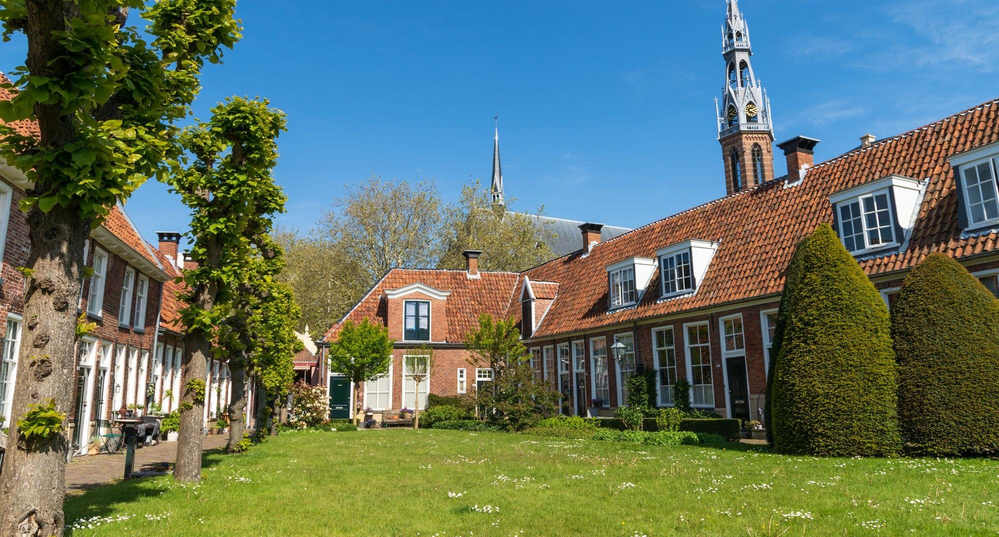 Groningen hidden courtyards | Your Dutch Guide