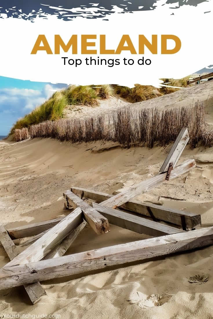 Ameland, The Netherlands | Top things to do on Ameland island | Your Dutch Guide