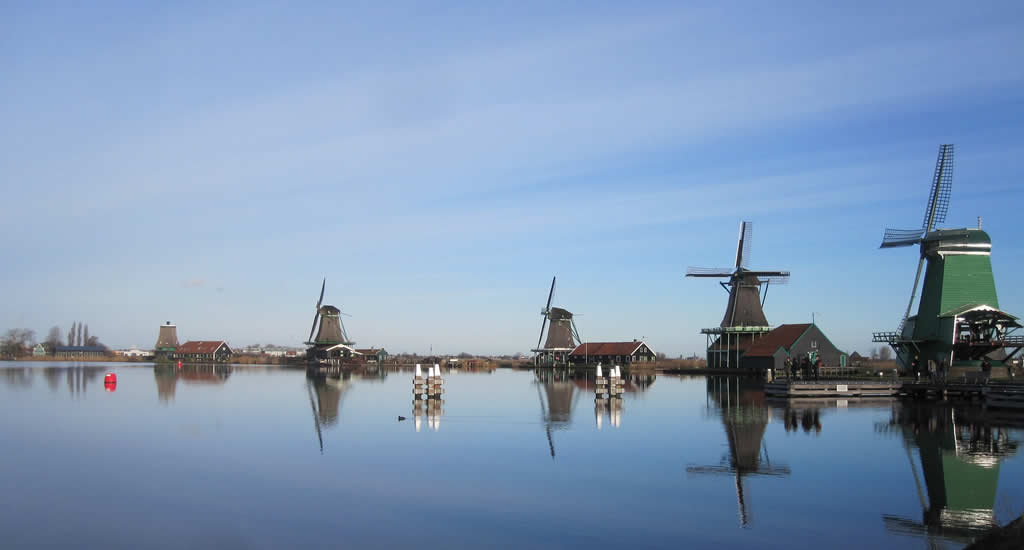 Zaanse Schans, The Netherlands: where to see windmills from Amsterdam | Your Dutch Guide