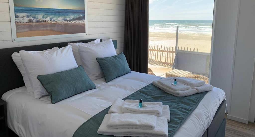 Zandvoort Strand 21 hotel chalets | Your Dutch Guide